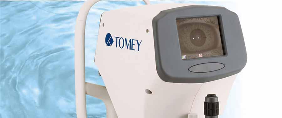 La topographie de la cornée permet de réaliser un bilan pour la chirurgie réfractive (opération laser de la myopie ou de la presbytie).