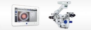 callisto microscope opératoire